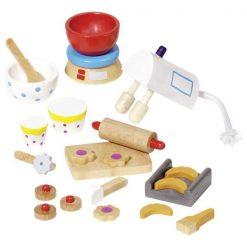 Drewniane akcesoria dla lalek - Kuchnia | ZabawkiRozwojowe.pl