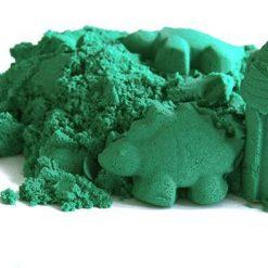 Piasek kinetyczny 2 kg zielony
