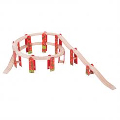 Rollercoaster Górska Spirala