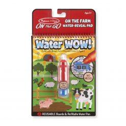 Malowanka wodna Farma