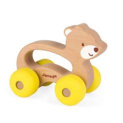 Zabawkowy pojazd Miś