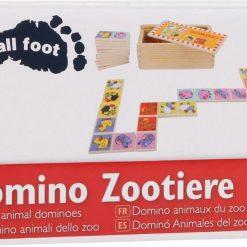 Obrazkowe domino Zwierzęta