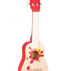 Drewniana gitara Mały Muzyk - zabawka muzyczna | ZabawkiRozwojowe.pl