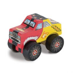 Monster truck do złożenia