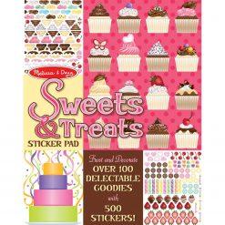 Naklejki Słodycze