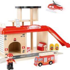 Akcesoria drewniane Straż Pożarna