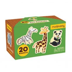 Zestaw magnesów Zwierzęta z zoo