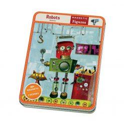 Magnesy do tworzenia postaci Roboty