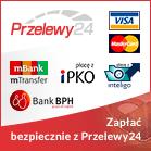 Metody płatności Przelewy 24