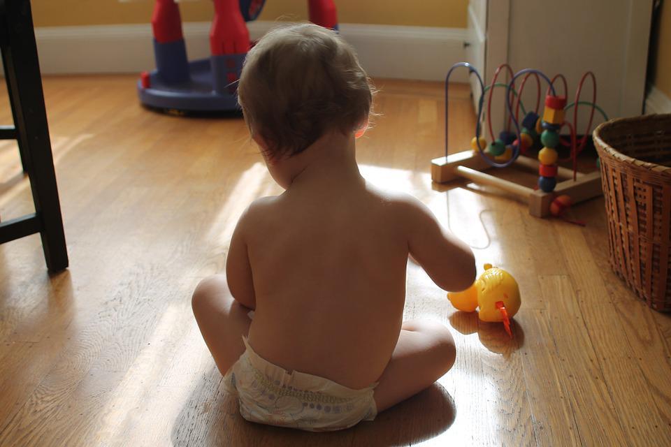 zabawki magnetyczne Einstein niemowle