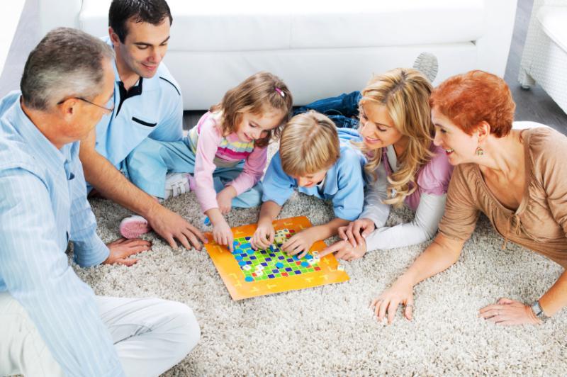 zalety grania w gry planszowe