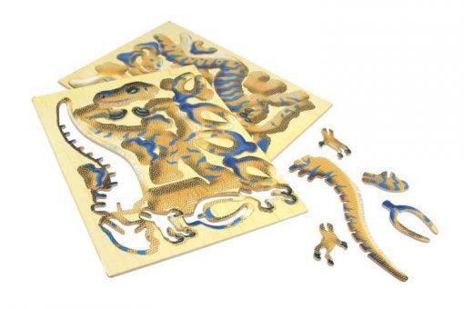 Puzzle 3D Mrówka