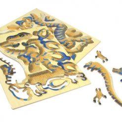 Puzzle 3D Szerszeń
