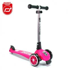 scoot 3 pink