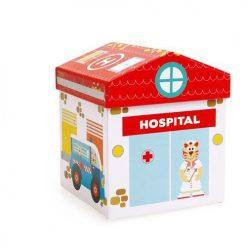 Szpital dla zwierzątek 2w1