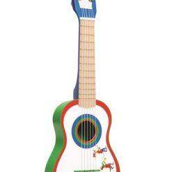 Drewniana gitara Fanfare