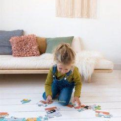 Puzzle podłogowe Safari