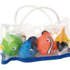 Zestaw do kąpieli Rybki