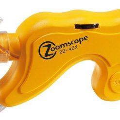 Zoomscope przenośny mikroskop