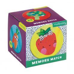 Gra Mini Memory Owoce i warzywa