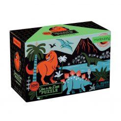 świecące w ciemności Dinozaury