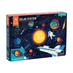 Puzzle edukacyjne Układ Słoneczny