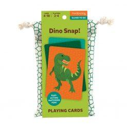 Gra karciana Dino kłap