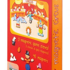 Magnetyczna książka Cyrk