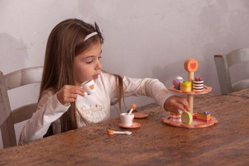 Patera ze słodyczami