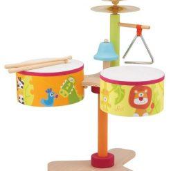 Perkusja Bajkowa Afryka - zabawka kreatywna | ZabawkiRozwojowe.pl