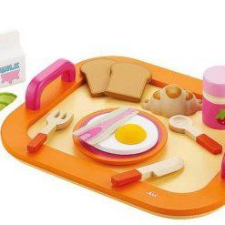 Taca na śniadanie