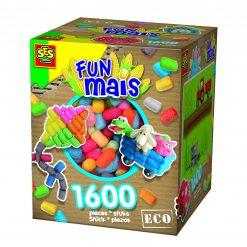 Funmais - chrupki kreatywne, SES Creative | ZabawkiRozwojowe.pl