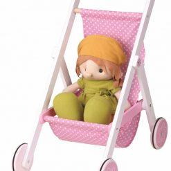 Wózek spacerowy dla lalek