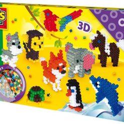 Prasowanki Zwierzęta 3D