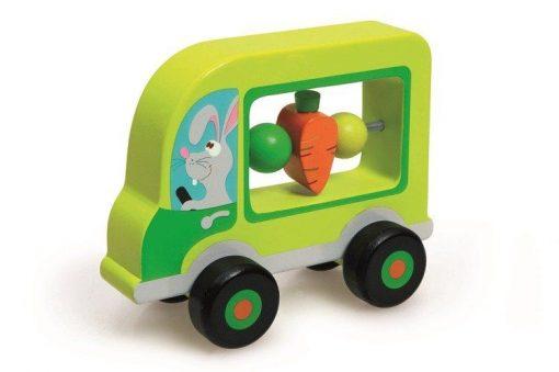 Samochodzik Króliczek
