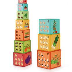 Piramida edukacyjna Farma