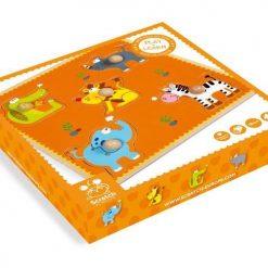 Puzzle z uchwytem Safari