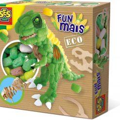 Funmais - szkielet dinozaura, SES Creative - zabawka plastyczna | ZabawkiRozwojowe.pl