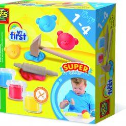 Ciastolina z narzędziami - zabawki plastyczne | ZabawkiRozwojowe.pl