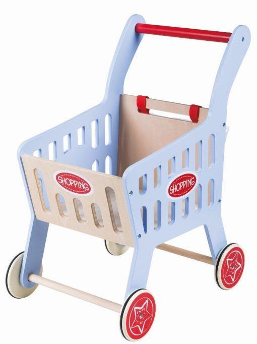 Wózek sklepowy – pchacz