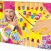 Zestaw ozdabianie paznokci SES Creative | Zabawki Rozwojowe