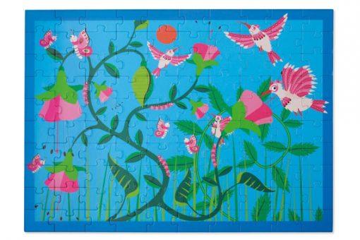 Puzzle Kolibry