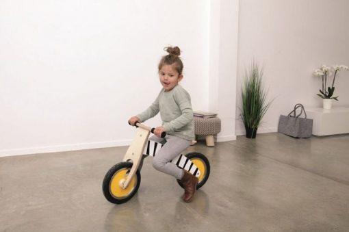 Rowerek biegowy Zebra