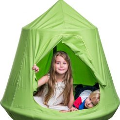 Huśtawka i namiot Ptasie gniazdko