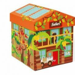 Domek Safari 2w1
