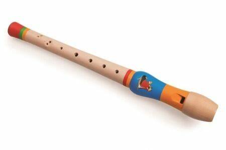 Drewniany flet Fanfare
