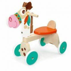 Jeździk czterokołowy Indian Pony