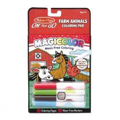 Magiczna kolorowanka Farma