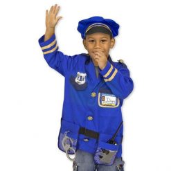 Przebranie policjant