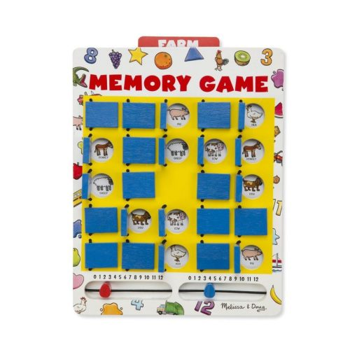 Memory gra podróżna